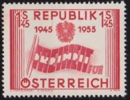 Oostenrijk     .  Yvert       .  847      .    **      .     Postfris    .    /    .    MNH - 1945-.... 2de Republiek