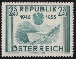Oostenrijk     .  Yvert       .  849      .    **      .     Postfris    .    /    .    MNH - 1945-60 Ongebruikt