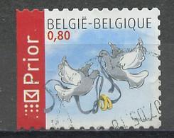 Belgique - Belgium - Belgien 2005 Y&T N°3388d - Michel N°3451Dr (o) - 0,80€ Touterelles - Used Stamps