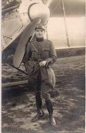 Aviation - Aviateur 1er Lieutenant Edgar Primault - Dübendorf - 1918 - Weltkrieg 1914-18