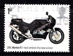 Grande-Bretagne 2005  Mi.nr: 2315 Britische Motorräder  Oblitérés / Used / Gestempeld - Used Stamps