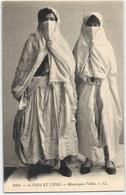 "Ansichtskarte ""Mauresques Voilées"" (436719) - Algeria (1924-1962)"