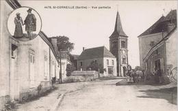 72 - Saint-Corneille (Sarthe) - Vue Partielle - Otros Municipios