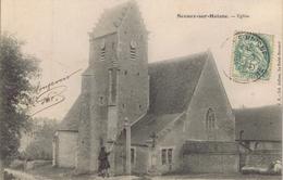 72 - Sceaux-sur-l'Huisne (Sarthe) - Eglise - France