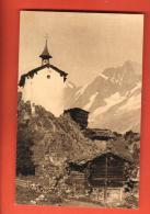 DA01-08 Elsten Im Lötschental Kapelle, Chapelle  Nicht Gelaufen Vouga - VS Valais
