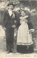 BR1    FINISTERE  414. . SCRIGNAC   HUELGOAT   MARIES   ELD .N°  493 /  BRETAGNE BREST QUIMPER - Brest