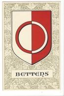 19810 - Bettens Armorial Des Communes Vaudoises - BE Berne