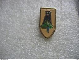 Pin's Militaire, Aere Perenus 1er Regiment Char Panthere - Militaria