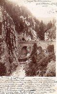 SAINTE CROIX Gorges De Noirvaux - VD Vaud
