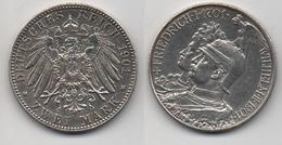 + ALLEMAGNE   + 2 MARKS 1901  + PRUSSE + TRES BELLE + - [ 2] 1871-1918 : German Empire