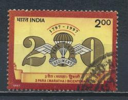 °°° INDIA - Y&T N°1342 - 1997 °°° - Usados