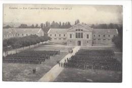 19817 - Genève Les Casernes Et Les Bataillons 10 Et 13 - GE Geneva
