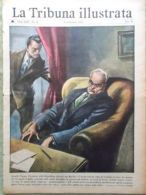 La Tribuna Illustrata 5 Settembre 1954 Suicidio Vargas Nilla Pizzi Mitri Cipro - Boeken, Tijdschriften, Stripverhalen