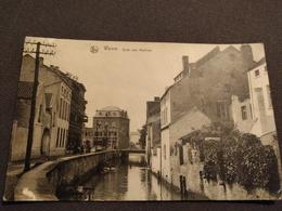 CP Nels De 1921.Wavre, Quai Aux Huitres. - Wavre