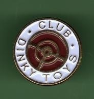 DINKY TOYS *** CLUB *** 0016 - Non Classificati