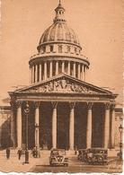 France  & Circulated, Paris Et Ses Merveilles, Le Pantheon, Déville-lès-Rouen 1947  (552) - Monuments