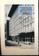 BELGIQUE CM  SNCI SOUVENIR - Maximumkarten (MC)