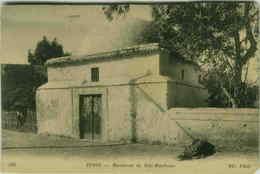 TUNISIA - TUNIS - MARABOUT DE SIDI-MANHOUR - 1910s (3206) - Tunisie