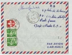 Guadeloupe - Luftpost Aus St. Claude 1960 (611503) - Guadeloupe (1884-1947)