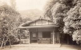 Japon Salon De The Traditionnel Lot De 4 Carte Photo Anciennes Vers 1910? - Japan