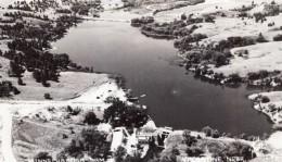 Nebraska Valentine Lake Minnechaduza Dam Barrage Ancienne Carte Photo 1940 - United States