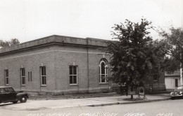 Nebraska Falls City Post Office Ancienne Carte Photo LL Cook EKC 1940 - Autres