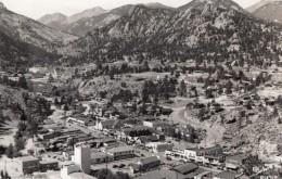 Colorado Estes Park Village De Montagne Ancienne Carte Photo Sanborn 1940's - United States