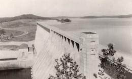 Arkansas Barrage De Norfork Dam Ancienne Carte Photo 1940's - United States