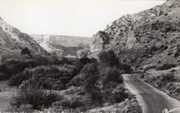 Wyoming Ten Sleep Canyon Route De Montagne Ancienne Carte Photo Sanborn 1940 - United States