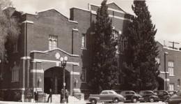 Californie Whittier First Friends Church Ancienne Carte Photo 1954 - United States