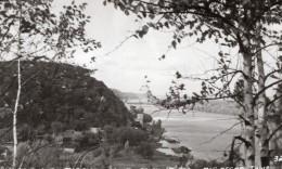 Iowa McGregor Mississippi River Point Ann Riviere Ancienne Carte Photo 1940 - Etats-Unis