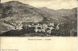 LEVANTO - RIVIERA DI LEVANTE - La Spezia