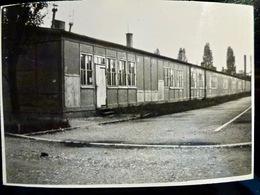 Photo ORIGINALE WW2 WWII : HOLOCAUST - Camp De DACHAU - 1948 - Krieg, Militär