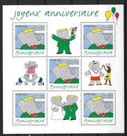 France 2006 Bloc Feuillet N° 100 Neuf Anniversaire à La Faciale - Blocs & Feuillets