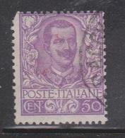 ITALY Scott # 85 Used - 1861-78 Vittorio Emanuele II