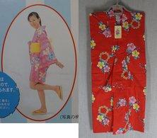 Mini Yukata ( 160 ) - Vintage Clothes & Linen