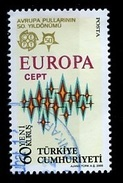 Europa CEPT Turquie - Turkey -Türkei 2005 Y&T N°3212 - Michel N°3487 (o) - 50 Ans EUROPA - 2005