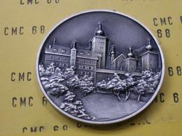 SUISSE Medaille  Walliser  Kant. Kl.kal. Schutzen  Fest  Brig 1974 50mm- 52 G - Other