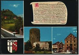 Hammelburg Mit Text  -  Mehrbild-Ansichtskarte Ca.1975    (8590) - Hammelburg