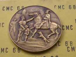 SUISSE  Medaille  Bronze   Luftgewehr- Meistershaft   Linth  1976  40 Mm 26 G - Other