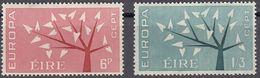 IRLANDA - IRLANDE - EIRE - 1962 - Serie Nuova MNH: Yvert 155/156, Europa, 2 Valori. - 1949-... Repubblica D'Irlanda