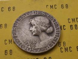 SUISSE  Medaille    Societe Suisse Des  Carabiniers  35 Mm 20 G - Other