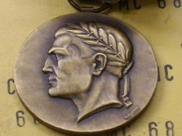 SUISSE  Medaille Fete  Regionale  Yverdon 1945 Bronze - Other