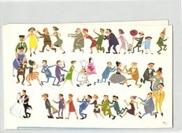 Tanz, Telegramm Aus Belgien (543119) - Dance