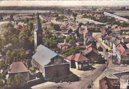 VIEUX-CONDE - Dépt 59 - L'Eglise Saint-Martin - Vue Aérienne - Photo Véritable - Vieux Conde