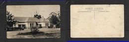 S.Africa, Police Station & Post Office, Idutywa, Photo, Unused - South Africa