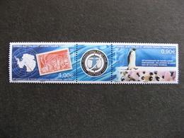 TAAF: TB Bande N° 469/470, Neuve XX. - Unused Stamps