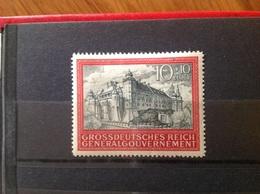 Poland 1944 5th Anniversary Of Occupation Mint SG 447 - 1939-44: 2ª Guerra Mundial