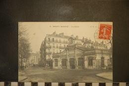 CP, 94, VAL DE MARNE, ST MANDE, Saint Mandé, La Gare - Saint Mande