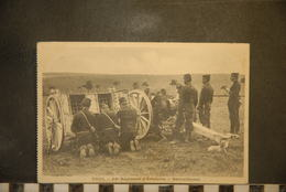 CP, TOUL - 39è. Régiment D'Artillerie - Surveillance, Militaria - Régiments